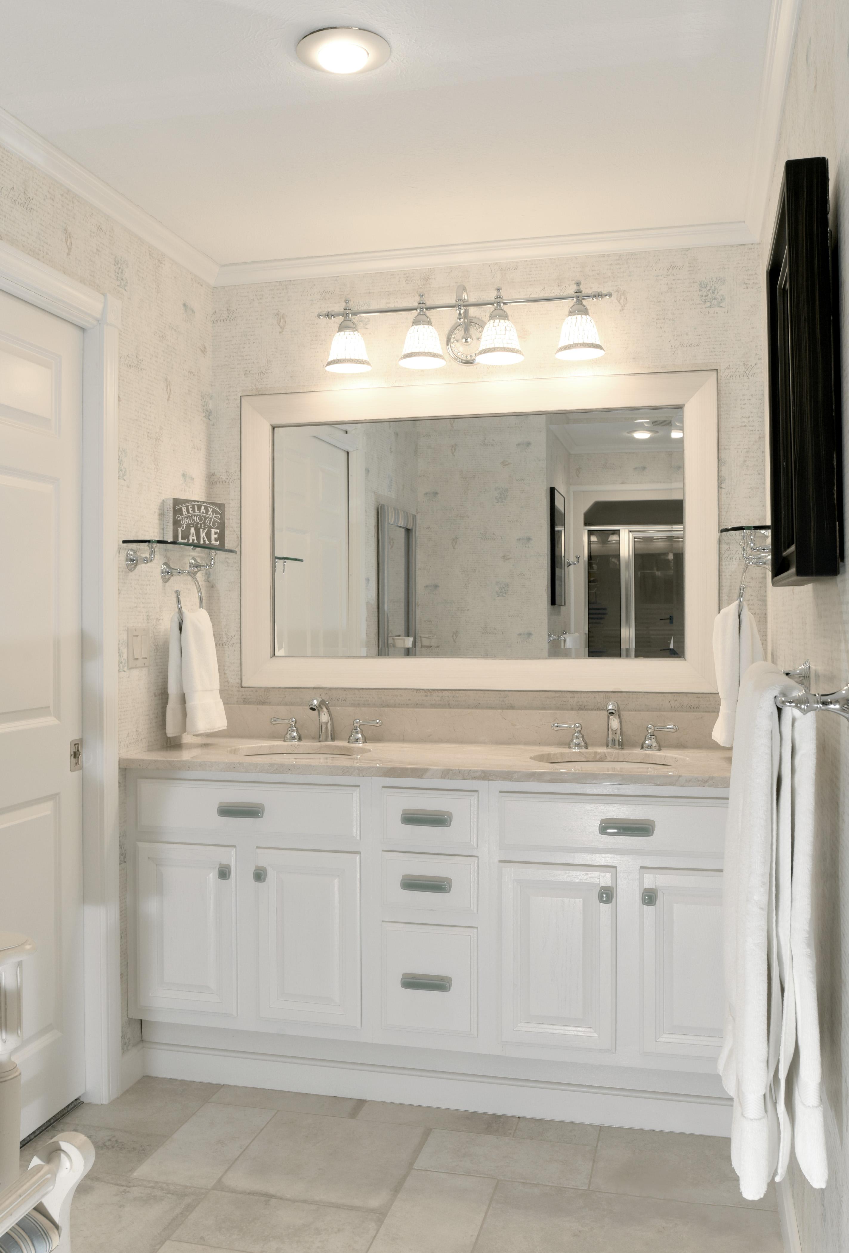 Custom Vanity by Gina Paris Designs