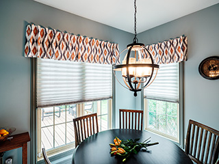Dining Room Design by Gina Paris