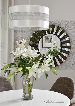 Gina Paris Interior Designs Lily Vignette
